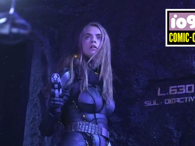 Luc Besson's Scifi Epic Valerian Looks Like The Fifth Element to the Fifth Power