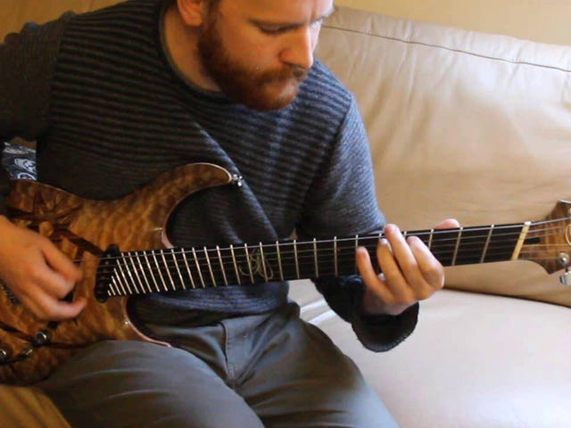I've been considering a multiscale guitar for awhile