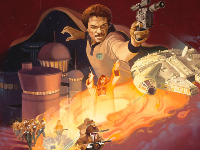 InLando Calrissian and the Flamewind of Oseon, Everyone Wants Lando Dead for Very Dumb Reasons