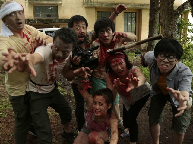 You Can Finally See the Incredible Zombie Film One Cut of the Dead