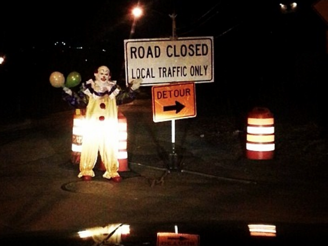 Here Are The Best And Most Ridiculous Evil Clown Safety Alerts