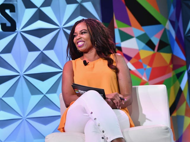 Post-Trumpgate, Jemele Hill Continues to Raise Her Voice With LeBron James' Docuseries,Shut Up and Dribble,and The Atlantic