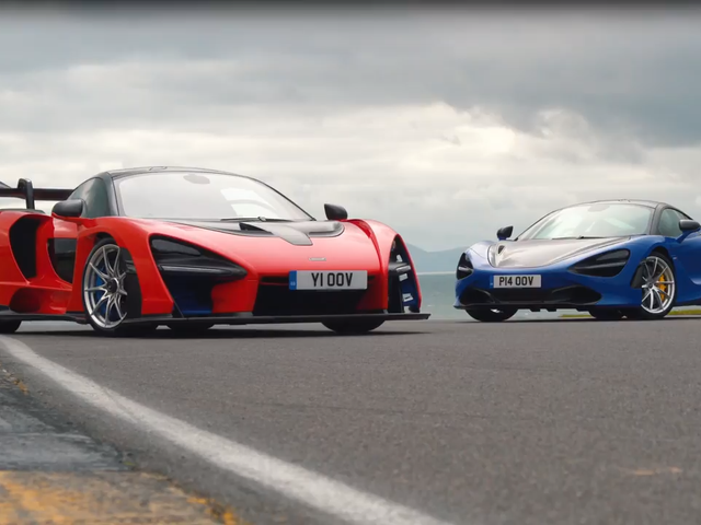 I Can't Decide if the McLaren Senna's Performance Makes Up for Its Looks