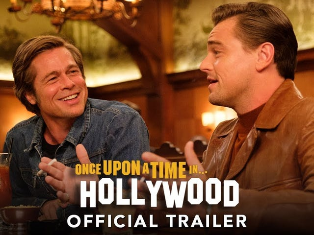 Once Upon A Time In Hollywood - Segundo Trailer