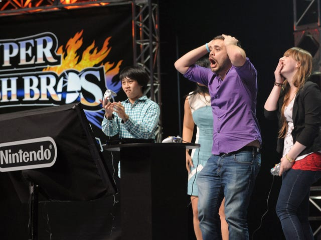 Nintendo Doesn't Want The Best Smash Bros. Melee Player In The World At Its Big Tournament