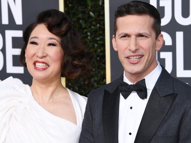 We're liveblogging the 76th Golden Globes
