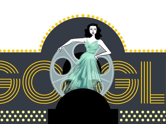 Поздравляем с 101-м Днём Рождения Хеди Ламарр, Секс-Богиня и Изобретатель