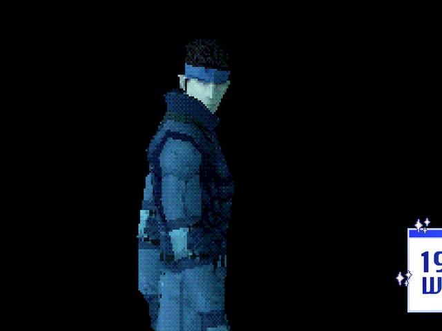 Найбільша сцена смерті Metal Gear Solid - це ваша власна