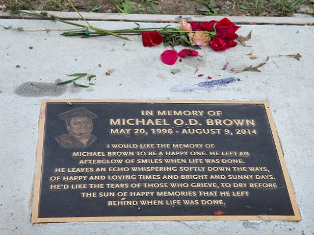 City of Ferguson, Mo., Settled With Michael Brown's Family for $1,500,000 in Wrongful Death Lawsuit