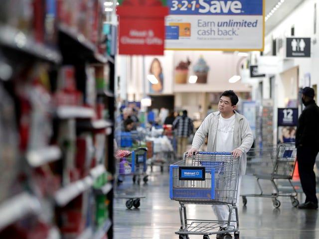 Walmart: Eğer Walmart'a gideceksen ... VR'de