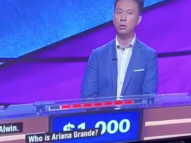 The Pleasure Ponytail: This Jeopardy Contestant Thought Janet Jackson Was Ariana Grande