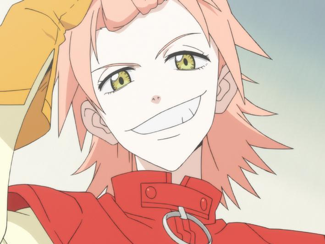 FLCL: Progressive's Premiere Is Good, But Tame