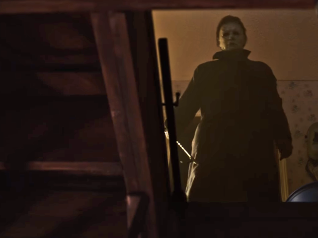 In the New Halloween Trailer, Michael Myers Might Meet His Maker