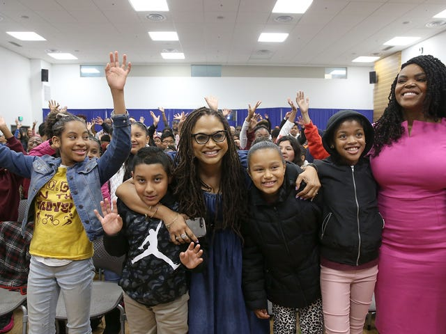 Compton, Calif., Has No Movie Theater, but That Didn't Stop Ava DuVernay From Screening A Wrinkle in Time for Her Hometown First