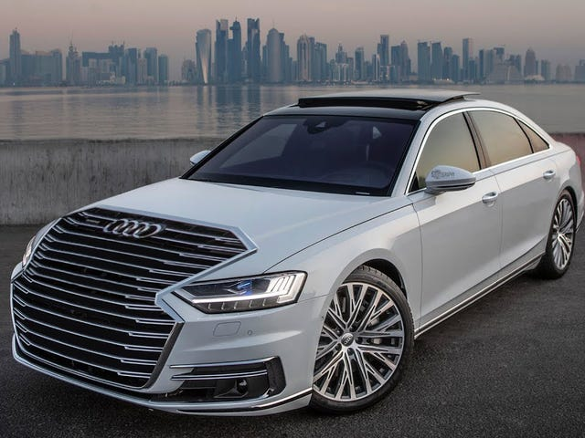 Comment of the Day: This Audi Is Built on a Web Of Lies