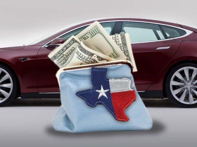 Tesla si prepara a spendere un sacco di soldi in Texas per la lotta del croupier