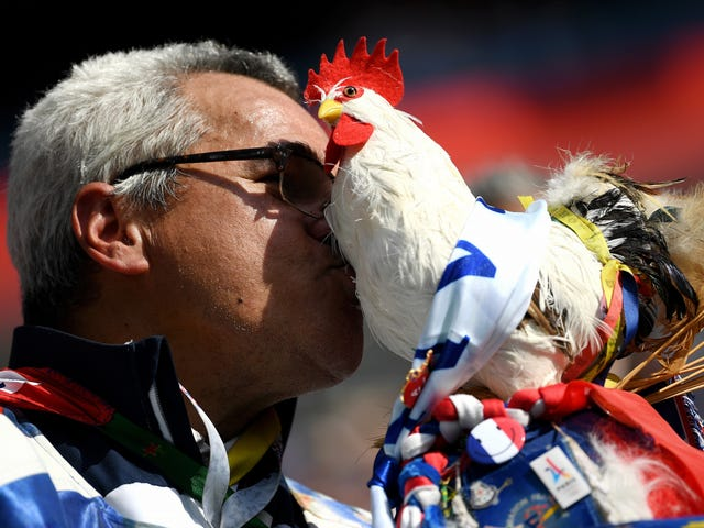 Getty Images Apologizes For Getting Horny Over World Cup Fans