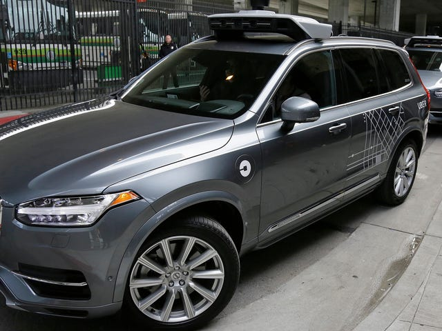 Uber's Autonomous Car Had Six Seconds To Prevent Fatal Crash But Failed To Act: Feds