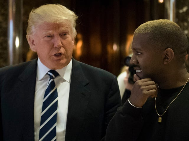 Black People Aren't Stupid: The False Notion That Kanye and Kim Are Helping Trump Win Black Voters