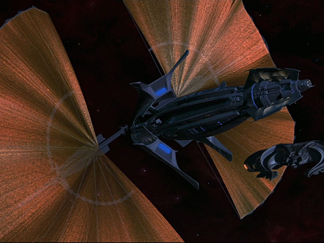 Star Trek: Insurrection is Better With Just the Spaceships