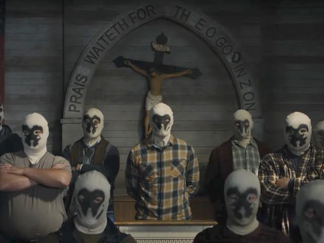 La nueva serie de Watchmen de HBO se estrena en octubre