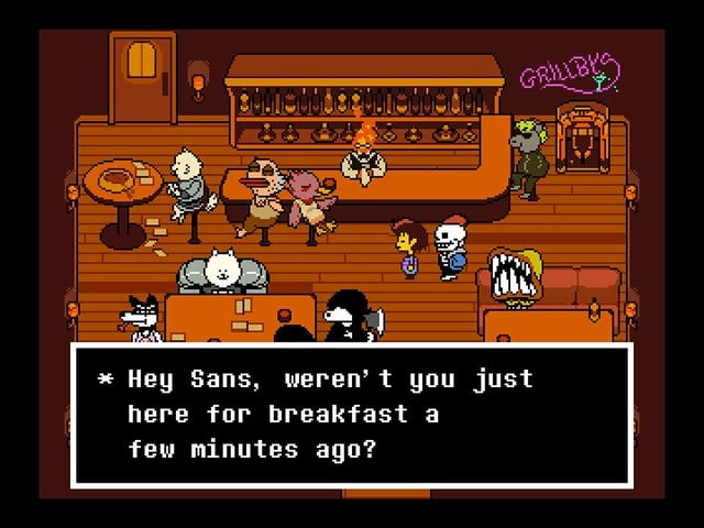If You Have a Switch, Buy Undertale For $10 Right Now