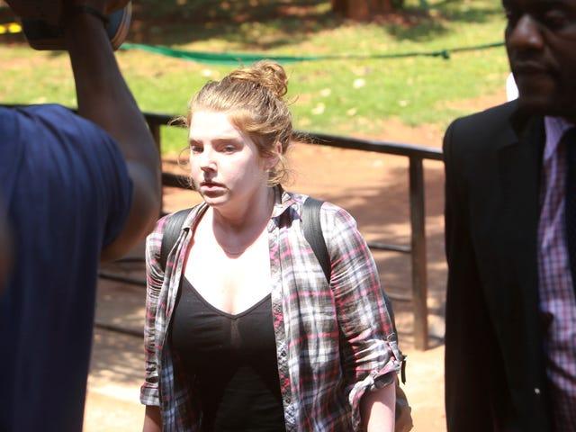 25-Year-Old American Jailed for Tweet Criticizing Zimbabwean Leader Robert Mugabe