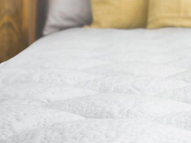 Get Your Bed Ready For Spring With a Cooling Mattress Pad, On Sale Today Only