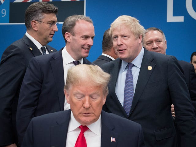 World Leaders Caught on Hot Mic Clowning Trump, and Princess Anne Is a Real One