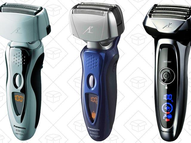 Choose From Three Discounted Panasonic Shavers Starting at $49
