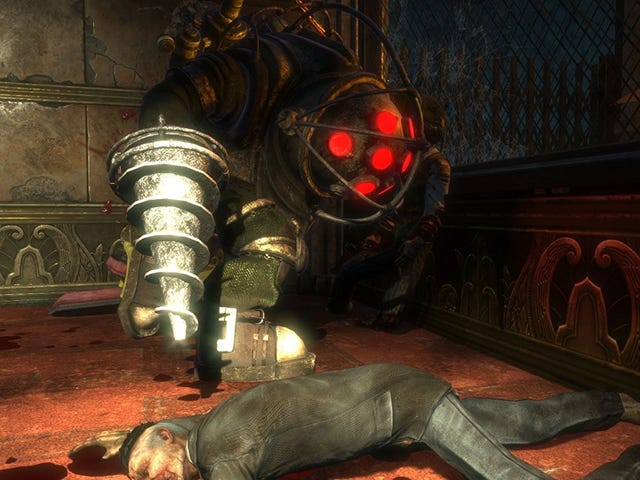 No Gods or Kings, Only Deals - Replay All Three Bioshock Games For $25