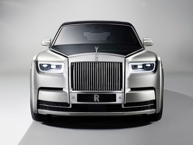 So, What's Rolls-Royce Up To Lately?