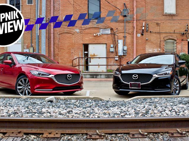 Peruskäsikirja 2018 Mazda 6 on loistava, vaikka se olisi turboahdettu