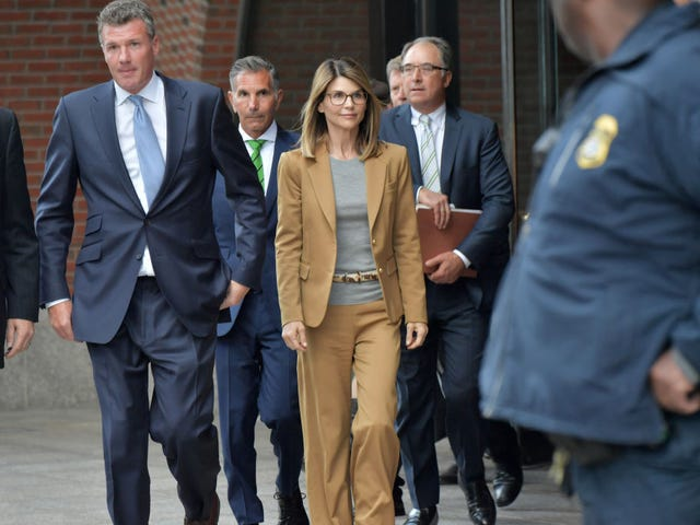 Try Again: Lori Loughlin and Husband Face Harsher Charges After Rejecting Plea Deal