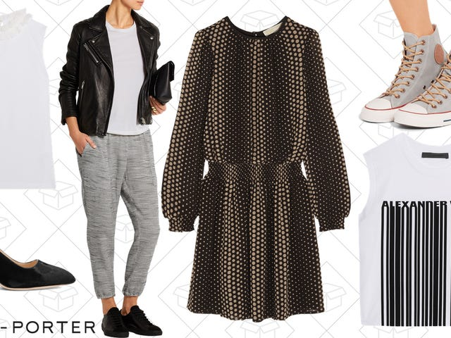 Net-a-Porter's Extra Discount Means You Can Maybe Afford Something From Their Site