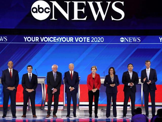 Los momentos más importantes del debate presidencial de anoche