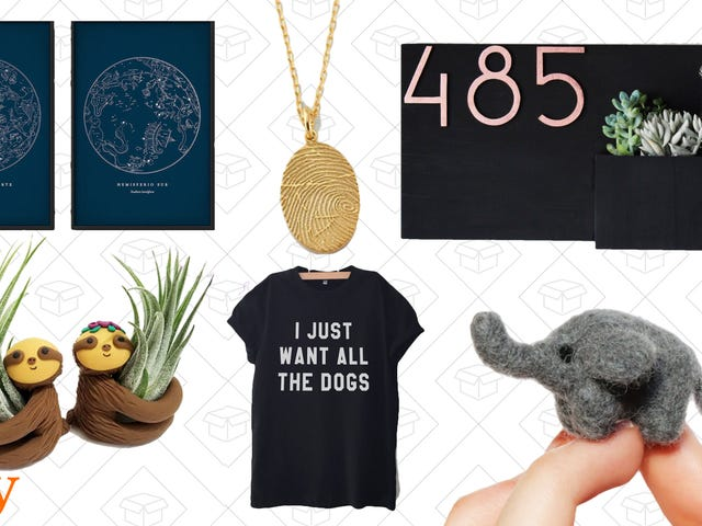 The World of Etsy Sales Event Brings You Handmade Goods For Less