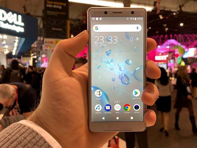 Bien hecho, Sony: por fin un teléfono de gama alta con un tamaño manejable