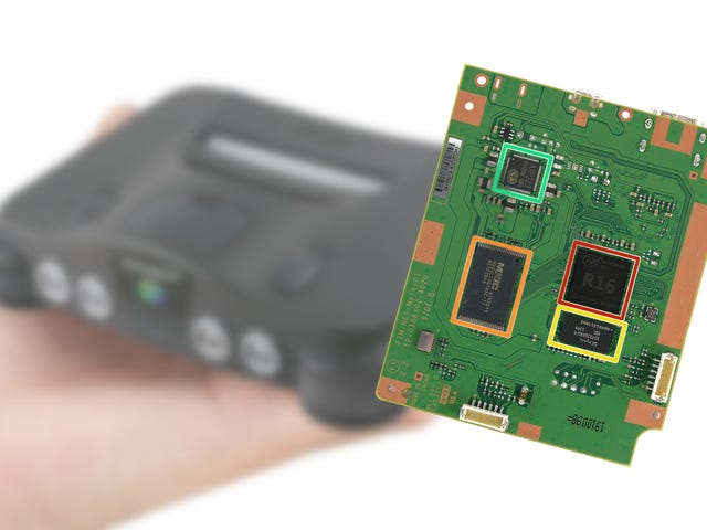 The Problems of a Nintendo 64 Mini - Part II - Hardware