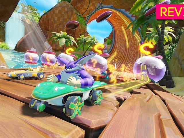 <em>Team Sonic Racing</em> : Обзор <i>Kotaku</i>