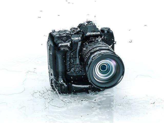Olympus fait mouche la tendance de la caméra sans miroir plein cadre avec le OM-D E-M1X