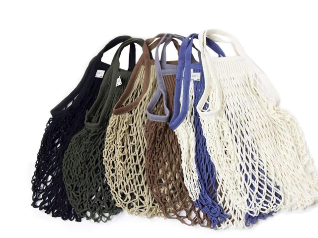 You Don't Need This String Bag for Fashion