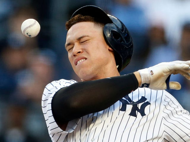 Even For Aaron Judge, Eight Strikeouts Is A Lot!