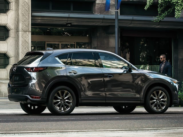 The 2019 Mazda CX-5 Diesel Is Finally Here