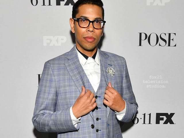 Steven Canals Was Told 'No' Over 100 Times, But One 'Yes' Led to 6 Pose Emmy Nominations