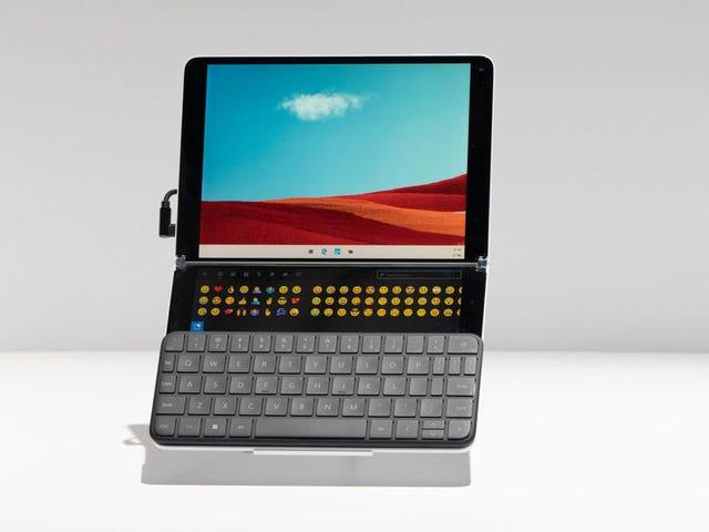Urządzenia z podwójnym ekranem systemu Windows 10X i 10X zostały opóźnione do 2021 r .: Zgłoś