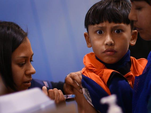 Cómo obtener una vacuna contra la gripe barata o gratuita, con o sin seguro