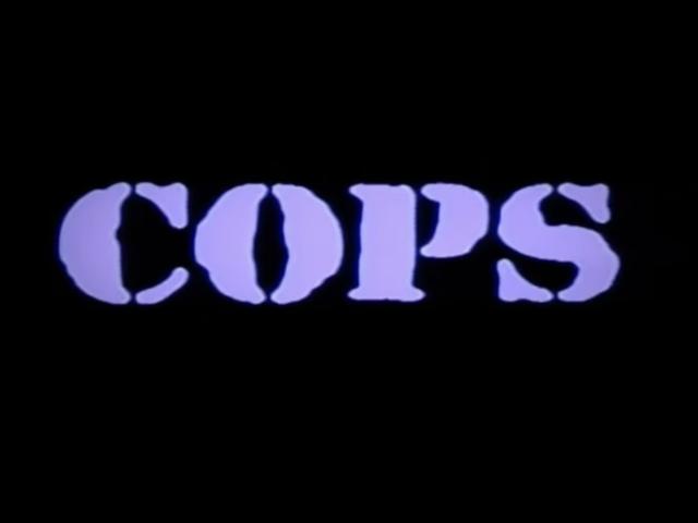 Paramount Network cancels Cops