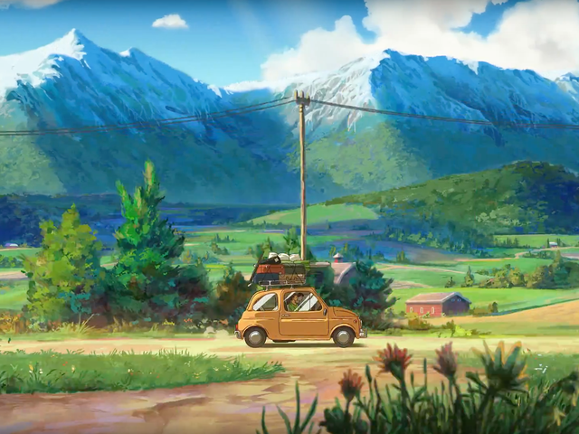 This Oregon Tourism Ad Is A Glorious Tribute To Studio Ghibli