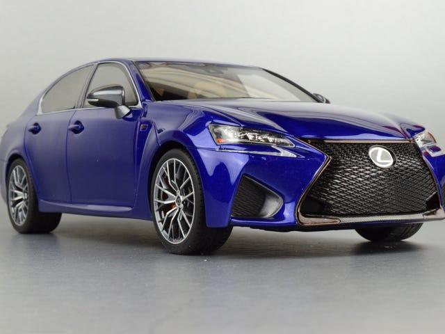 Rising Sunday: Kyosho Lexus GS-F